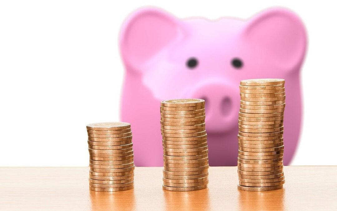 Sparen bij de belastingdienst