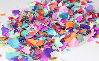 Oogletsel werkneemster door ontploffend confettikanon
